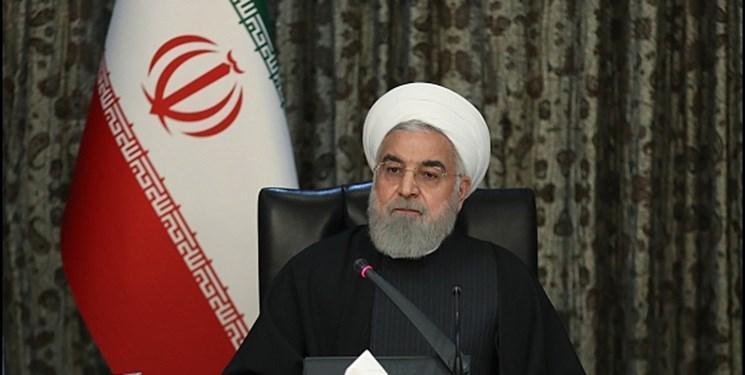 ظریف: روحانی از همتایانش خواست از اجرای تحریم های آمریکا دست بردارند
