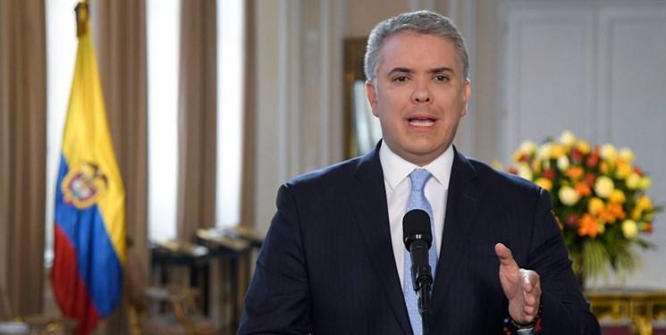 کلمبیا در ارتباط با کرونا شرایط اضطراری بیان کرد