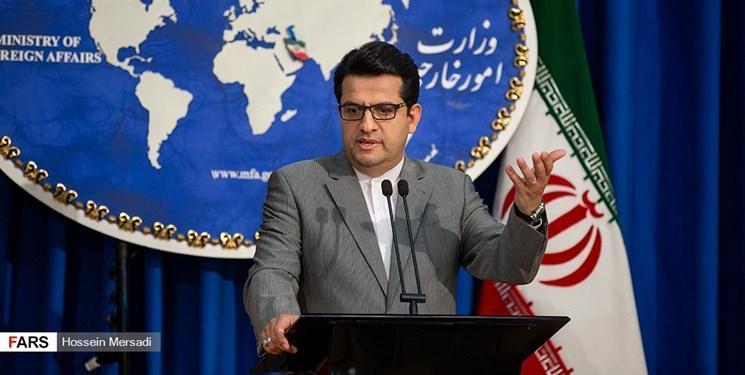 موسوی عنوان کرد: تروریسم پزشکی شغل جدید دیپلمات های آمریکایی