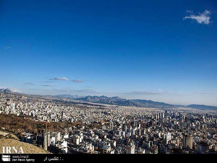 خبرنگاران هوای زنجان به شرایط سالم رسید