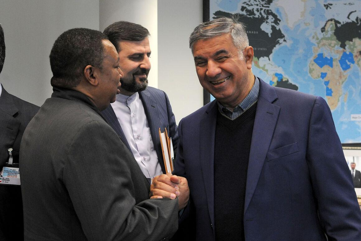 دبیرکل اوپک درگذشت حسین کاظم پور اردبیلی را تسلیت گفت