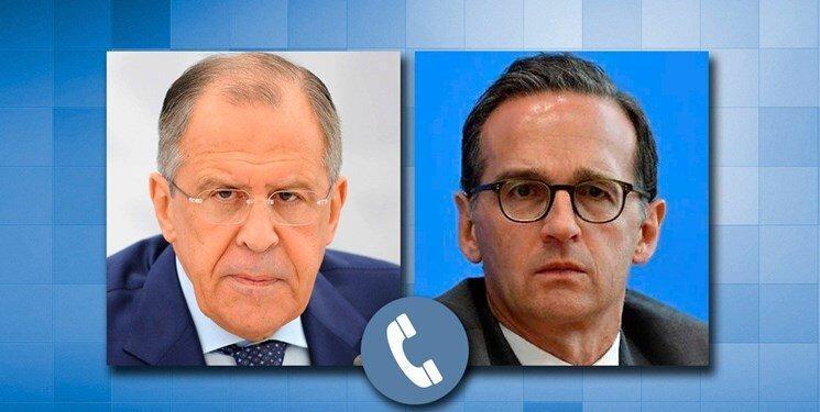 گفت وگوی وزرای خارجه روسیه و آلمان درباره ایران ، پیشنهاد پوتین در خصوص ایران چیست؟