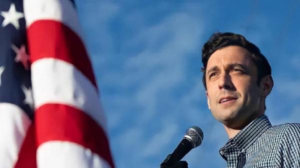 پیروزی دومین نامزد دموکرات ها در جورجیا در انتخابات سنا