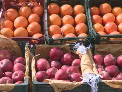 اعلام قیمت سیب و پرتقال تنظیم بازار شب عید خبرنگاران